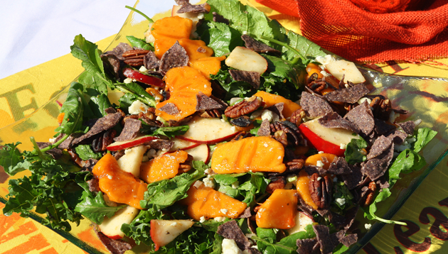 DC_Recipe_Kale and Persimmon Fall Salad_Wide
