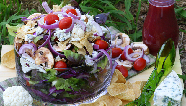 DC_Recipe_Gorgonzola Spring Salad_Web